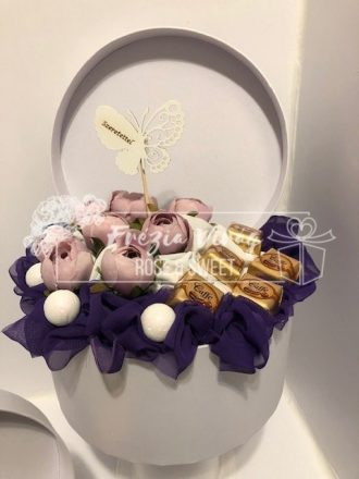 Édességcsomag -Édesség Doboz - Sweet Box
