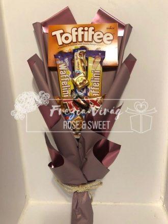 Édesség csokor