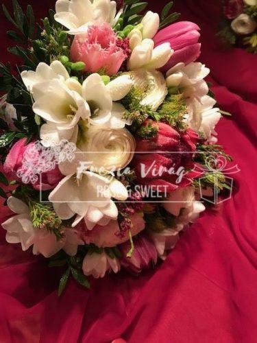 Virágcsokor - Virágküldés
